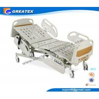 Wholesale Multifunction Detatchable Electric Hospital Bed , Clinic / medical equipment bed from china suppliers