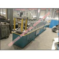 Wholesale Color Coated Steel Rain Gutter Forming Machine With Strong Structure from china suppliers