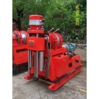 Wholesale Small Hydraulic chuck Core Drilling Equipment Mechanical drive Quarry Core Drill Rig from china suppliers