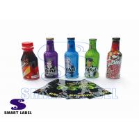 Wholesale POF Plastic Heat Shrink Sleeve Labels on Cocktail Bottles CMYK from china suppliers