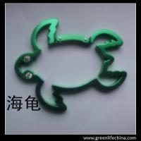 Wholesale 2015 new design best sale animal shaped carabiner green turtles shape lanyard holder link from china suppliers