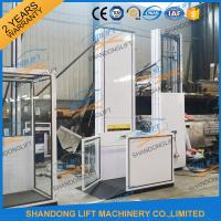 Wholesale Aluminum Alloy Powder Coating Hydraulic Wheelchair Lift , Patient Lifting Hoists from china suppliers