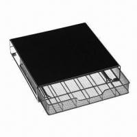 Wholesale 36K Cup Coffee Storage Drawer, Made of Iron Mesh from china suppliers