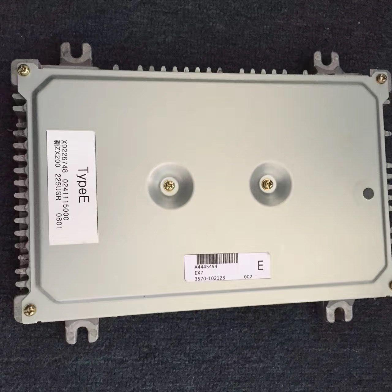 Wholesale Hitachi Excavator Replacement Parts ZX200 ZX210 ZX240 ZX225USR Hitachi Controller 9226748 from china suppliers