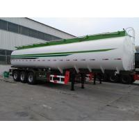 Wholesale Factory fuel tanker trailer price 3 axle 45000 liters oil tanker semi trailer from china suppliers