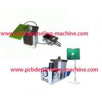 Wholesale 10L / Min PCB Depaneling Equipment PCB V Cut Machine Separator Type Punch Blade from china suppliers
