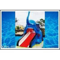 Wholesale Outdoor Water Pool Slides for Kids, model of Small Elephant from china suppliers