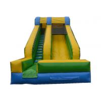Wholesale Huge Outdoor Inflatable Water Slide Bounce House Park Customize from china suppliers