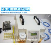 Wholesale Skin Care Hydro Microdermabrasion Machine , All In One Diamond Skin Microdermabrasion Machine from china suppliers