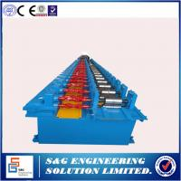 Wholesale Insulated Polystyrene Rolling Shutter Forming Machine For 0.25 - 0.5mm Thickness from china suppliers