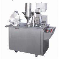 Wholesale Powder / Granules Semi Automatic Capsule Filling Machine For Pharmaceutical Packaging from china suppliers