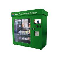 Wholesale Snack / Beer Industrial Vending Machines with 19 Inch Touch Screen Display from china suppliers