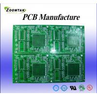 Wholesale OEM 2 Layer Aluminum OSP surface treatment base Custom Prototype Pcb Board from china suppliers