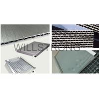 Wholesale Strong Rigidity Rot Proof Corrugated Aluminium Sandwich Panel Width 1000mm from china suppliers