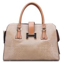 Wholesale embossing cow leather tote bags designer brand style for ladies from china suppliers