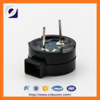 Quality 5V 2700HZ 12*6.0mm Electromagnetic Transducer Electronic Buzzer Pins for sale