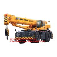 Wholesale Rough Telescopic Boom Crane Vehicle Crane All Terrain 25T / 25000KG, RT25, RT35, RT50 from china suppliers