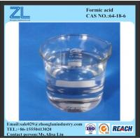 Wholesale Formic Acid (64-18-6) for Agriculture Grade from china suppliers