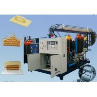 Wholesale Energy Saving PU Foaming Injection Molding Machine CE Certificated from china suppliers
