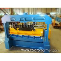 Wholesale Trapezoidal Roofing Sheet Forming Machine from china suppliers