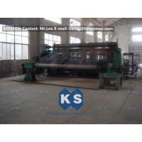 Wholesale 120X150mm Mesh Size Gabion Production Line Designed To Make Gabion Mesh Of Various Widths from china suppliers
