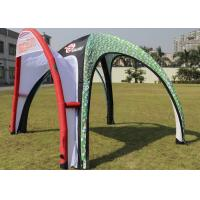 Wholesale Small Polyester Inflatables Tent Water-proof for Exhibition / Concert / Wedding from china suppliers