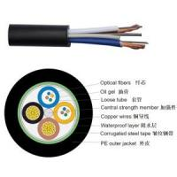Wholesale Hybrid Fiber Cable/Hybrid Fiber Copper Cable/ Hybrid Optical Fiber Cable Copper/OPLC Hybrid Fiber Cable from china suppliers