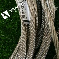 Wholesale Stainless Steel /AISI304 or 316 Steel Wire Rope for Crane from china suppliers