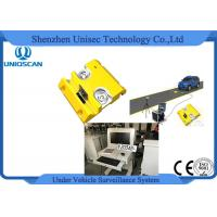 Wholesale Durable Mobile Under Vehicle Inspection System , Portable Surveillance System from china suppliers