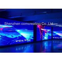 Wholesale Indoor HD P4  SMD LED Display programmable for Stage Performance 120° view angle from china suppliers