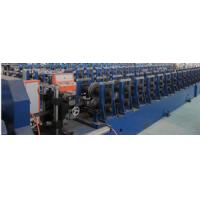 Wholesale Solar Panel Bracket Shutter Roll Forming Machine 12-15m / Min Chain Drive Storage from china suppliers