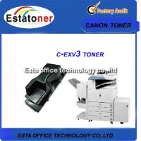 Wholesale C-EXV3 Canon Copier Toner , Canon Black Toner IR-2200 2880 3300 3320 from china suppliers