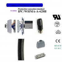 Buy cheap 09990000087 Harting connector and cable-assembly Custom processing from wholesalers