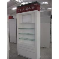Wholesale Brand Wooden Cabinet for Cosmetics Showroom with LED Lightings from china suppliers