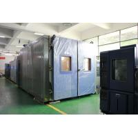 Wholesale Customized Walk-In Chamber Environmental Chamber With Mechanically Cooled from china suppliers