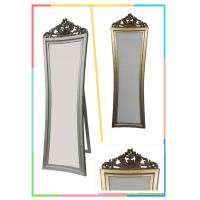 Wholesale Europe style framed bedroom mirror from china suppliers