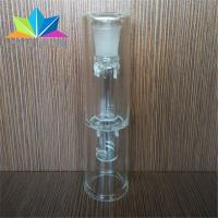 Wholesale 2015 High quality clear borosilicate glass water tool hydro tube for sale from china suppliers