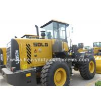 Wholesale LG953N wheel loader with weichai WD10G220E23 polit control with 5 tons loading capacity from china suppliers