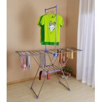 Wholesale Towel / Shoes Folding Clothes Rack Elegant Removable Adjustable from china suppliers
