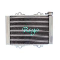 Wholesale Replacement ATV Aluminum Radiator For 2008 2009 2010 2011 2012 Kawasaki KFX 450 from china suppliers
