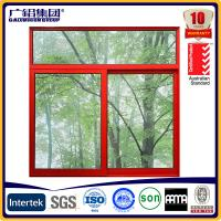 Quality Price of popular designed aluminium sliding window for sale