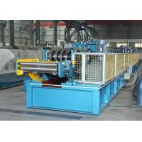 Quality Automatic  CZ Changeable Purlin Roll Forming Machine With ISO Quality System for sale