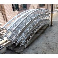 Quality Heavy Duty Aluminum Roof Truss System WIth PVC Material Roof Tent , Aluminum Roof Truss for sale