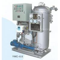 Wholesale YWC oily water separators with CCS/EC certificate from china suppliers