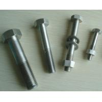 Wholesale inconel alloy bolt nut washer from china suppliers