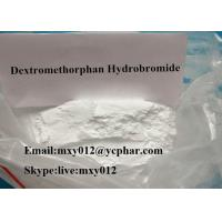 Wholesale Raw Pure Powder Weight Loss Steroids Dextromethorphan Hydrobromide DXM CAS 125-69-9 from china suppliers
