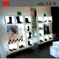 Wholesale bar led lighting water decor wine cabinet used from china suppliers