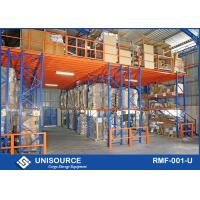 Wholesale Easily Modified Pallet Racking Mezzanine Floors Warehouse Mezzanine Systems from china suppliers