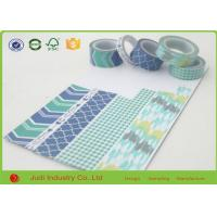 Wholesale Wedding Flower Washi Masking Tape Diy Custom Floral Washi Tape For Packed By Box from china suppliers