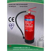 Buy cheap CE & EN3-7 & Kitemark approved ABC powder fire extinguisher 9kg from wholesalers
